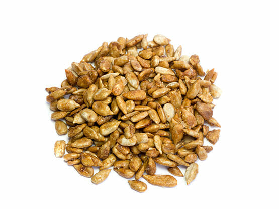 honey roasted sunflower kernels
