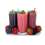 fruit smoothie blends